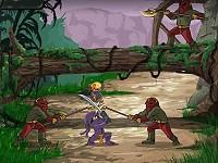 3 Foot Ninja II