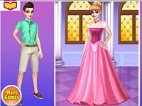 Andy Cosplay Disney Princesses