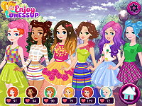 Dress Up Games | Free Online Dress Up Games | Minigames