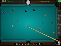 9-Ball Clear-Up